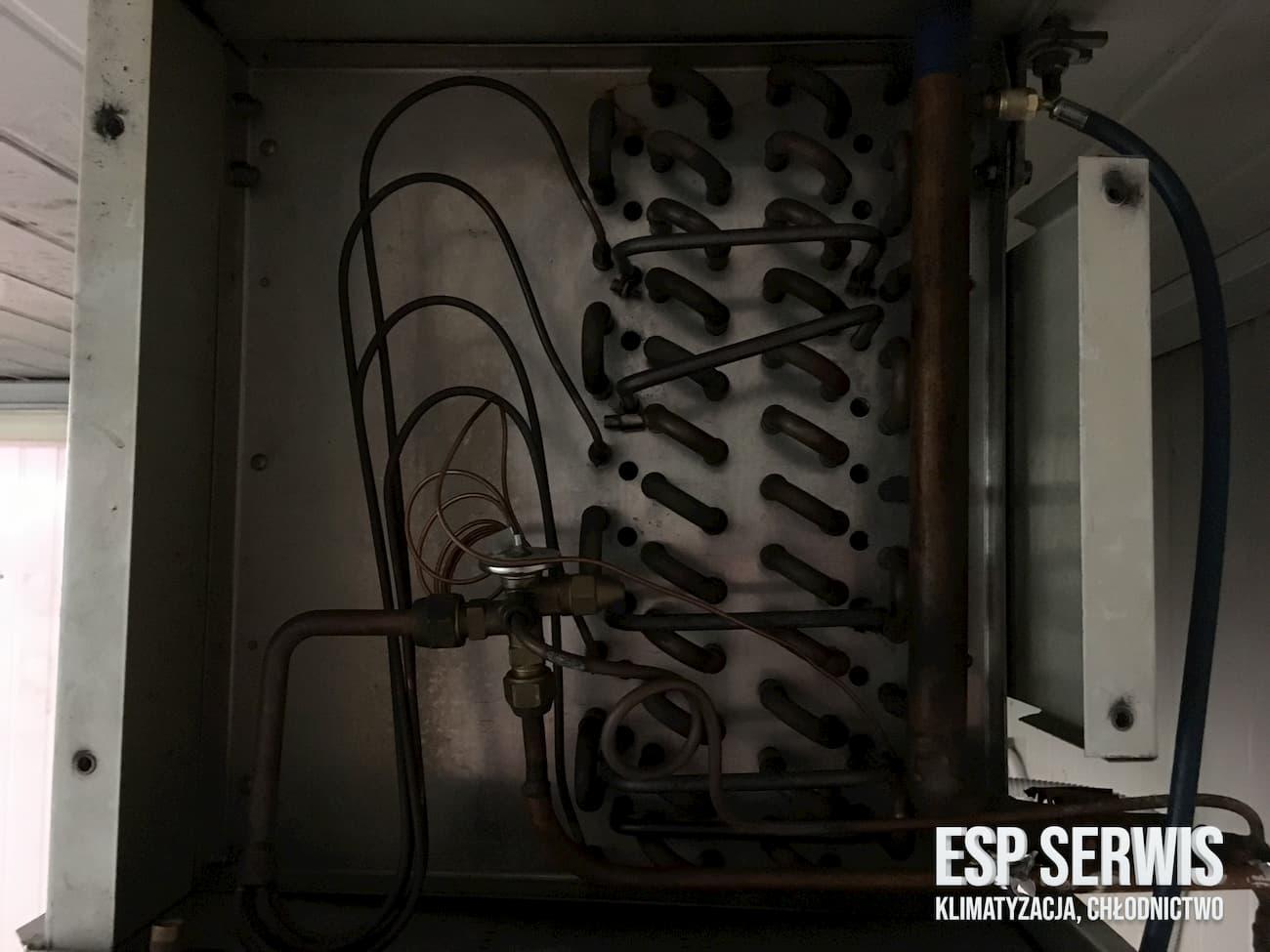 ESP Serwis klimatyzacja chłodnictwo Warszawa