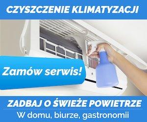 czyszczenie klimatyzacji Warszawa
