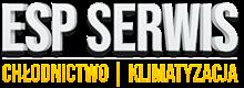 esp serwis logo - chlodnictwo i klimatyzacja