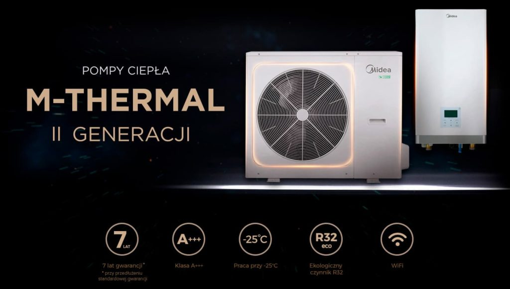 Midea M-Thermal
