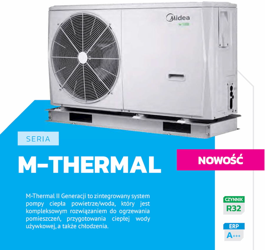 Midea seria M-Thermal