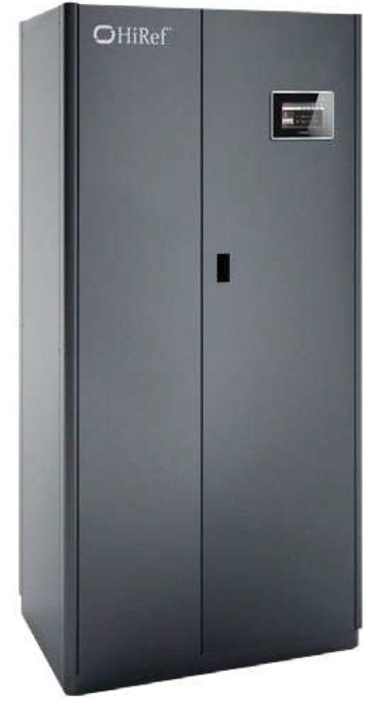 szafy klimatyzacji precyzyjnej hiref